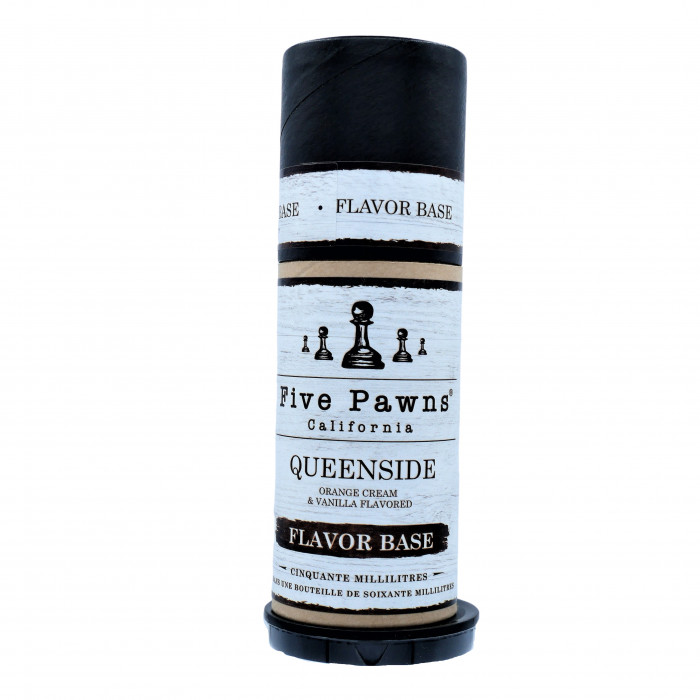 Queenside 50 ml - Five Pawns