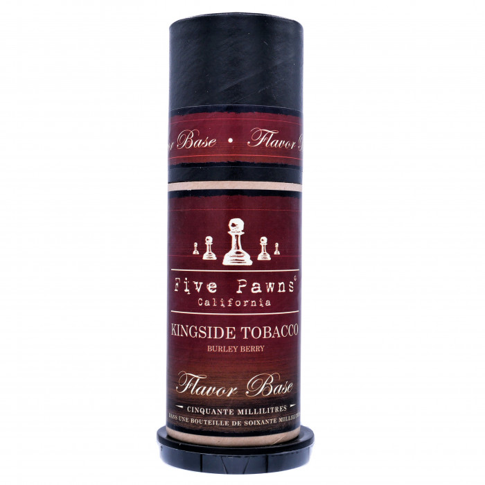 Classic Kingside 50 ml - Red Line  - Five Pawns