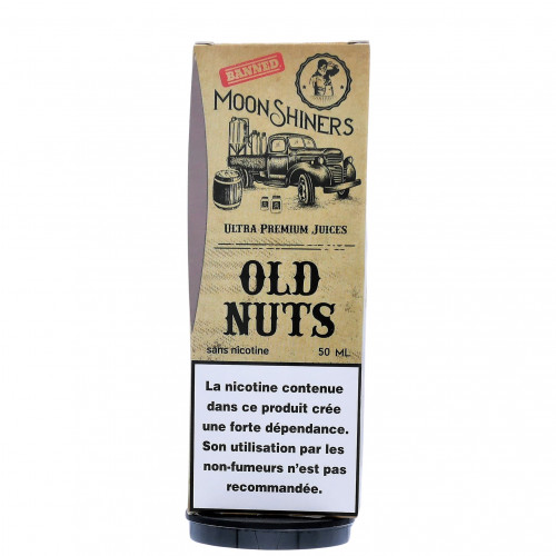 Moonshiners - Old Nuts 50 ml