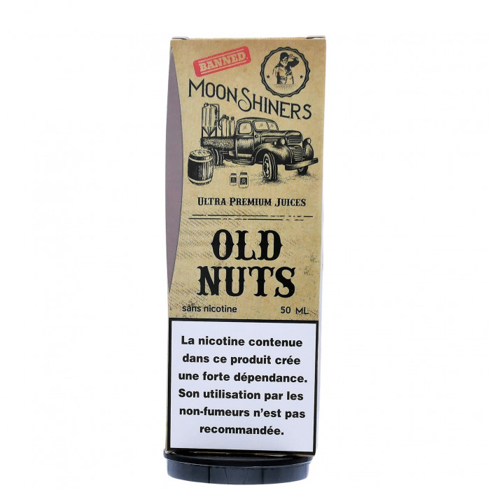 Le French Liquide - Old Nuts Shortfill