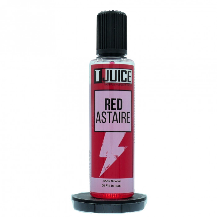 T-Juice - Red Astaire Shortfill