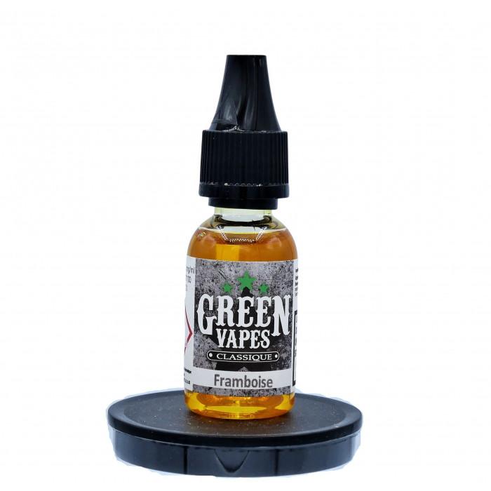 Green Vapes - Framboise