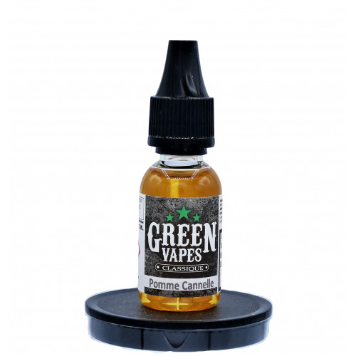 Pomme cannelle - Green Vapes