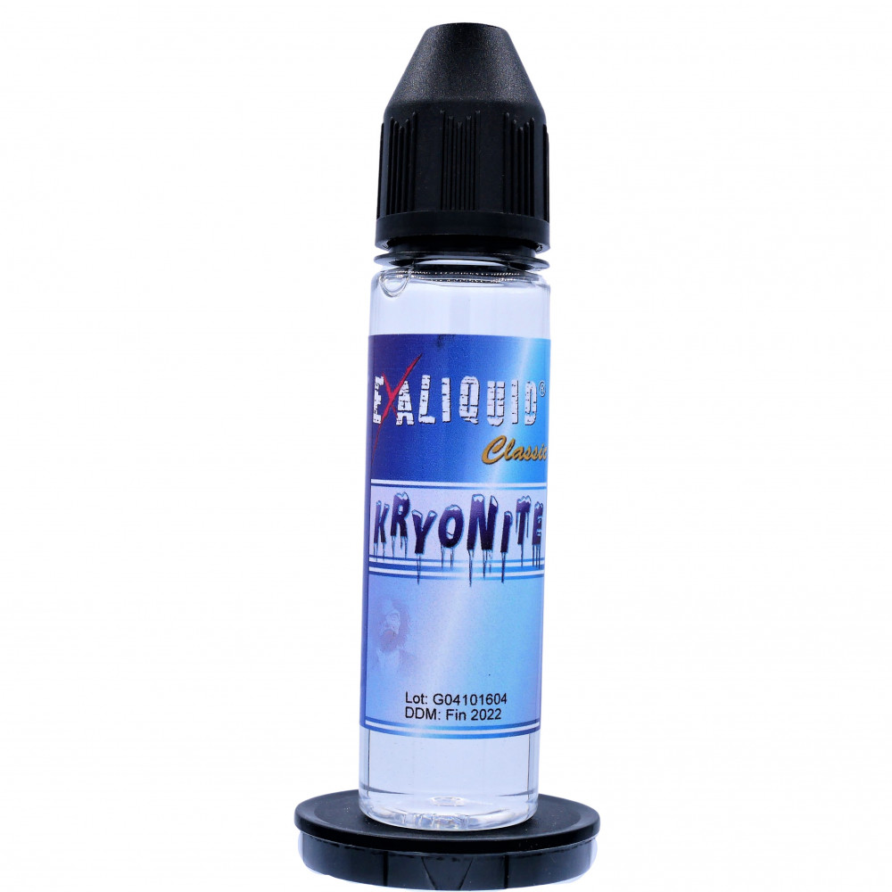 Exaliquid - Kryonite Shortfill