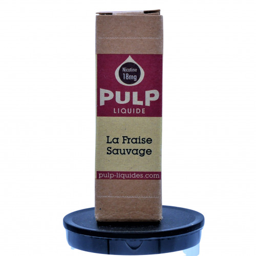 Fraise sauvage - Pulp