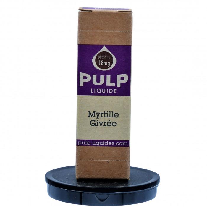 Pulp - Myrtille givrée