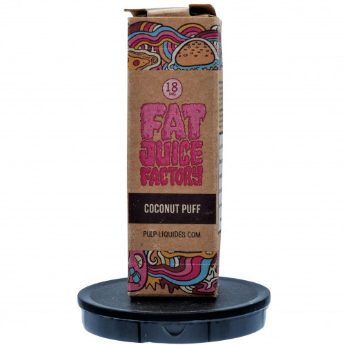 Coconut Puff - Fat Juice Factory - Pulp