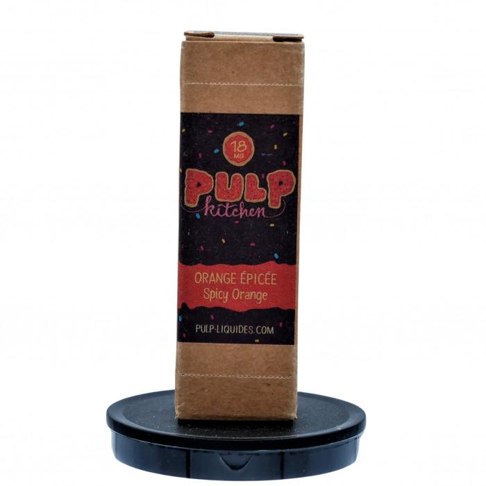 Orange épicée - Kitchen - Pulp