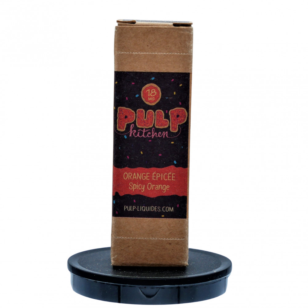 Pulp - Kitchen - Orange épicée