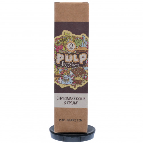 Pulp - Kitchen - Christmas Cookie & Cream 50 ml