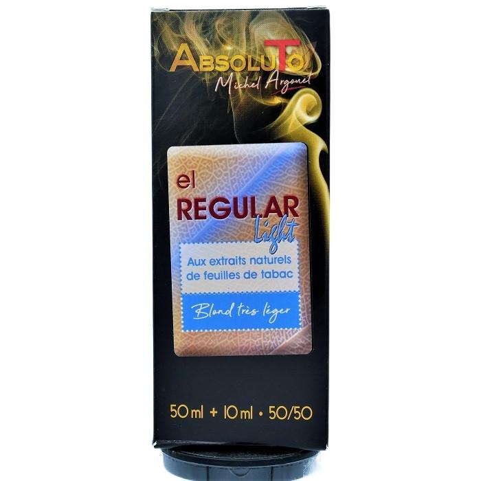 Exaliquid - Absoluto - El regular light 50 ml