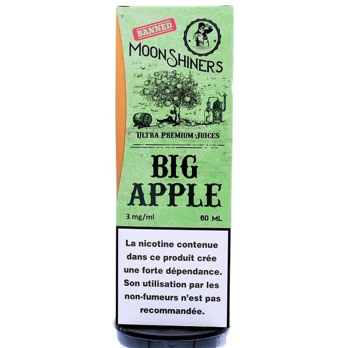 Moonshiners - Big Apple 50 ml