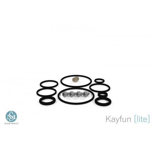 Svoëmesto - Pièces de rechange pour Kayfun [LITE]