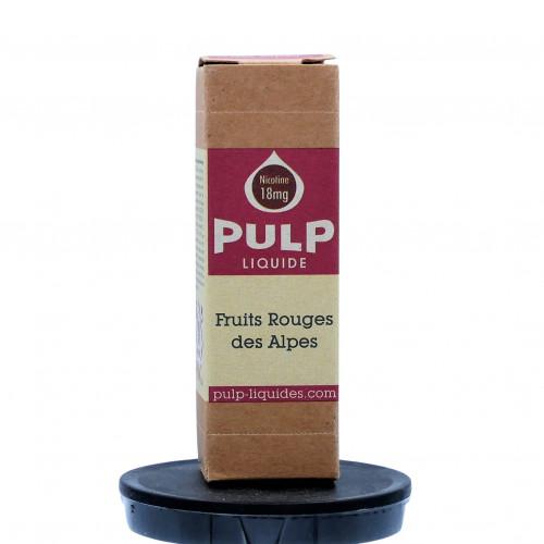 Pulp - Fruits rouges des Alpes