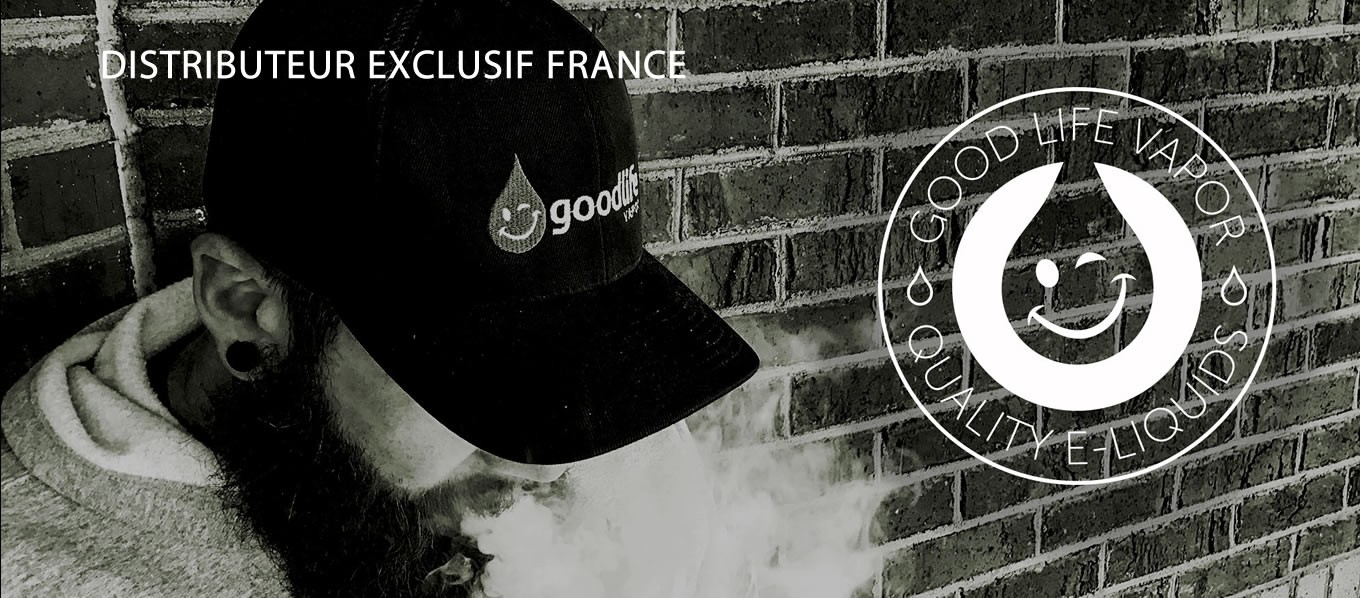Good Life Vapor - Cigatec - distributeur exclusif pour la France